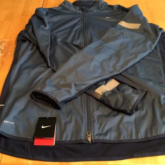 Nike Other - Nike Dri-Fit running jacket